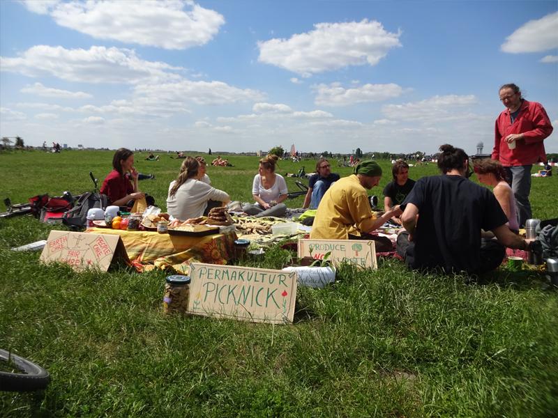 Permakultur Berlin 21 mai 2017 permakultur picknick